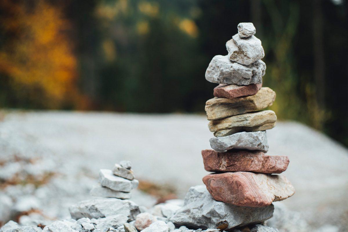 cairn stones
